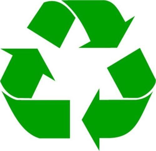 Recycle Logo Vinyl Decal Sticker Windows