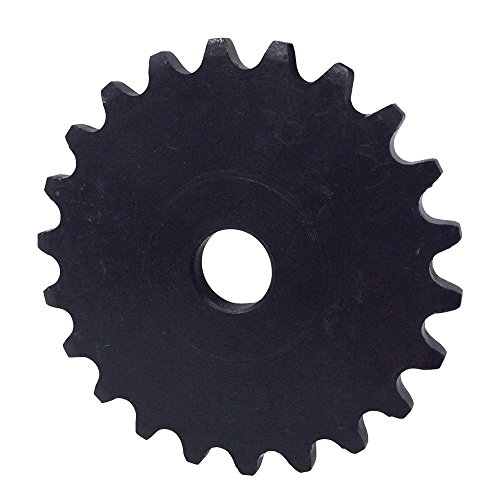 - KOVPT # 35 Roller Chain Plate Sprocket A Type 28 Teeth 0.5