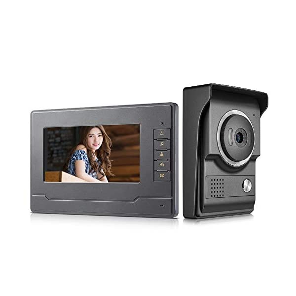 AMOCAM Video Door Phone System for Home in Dubai