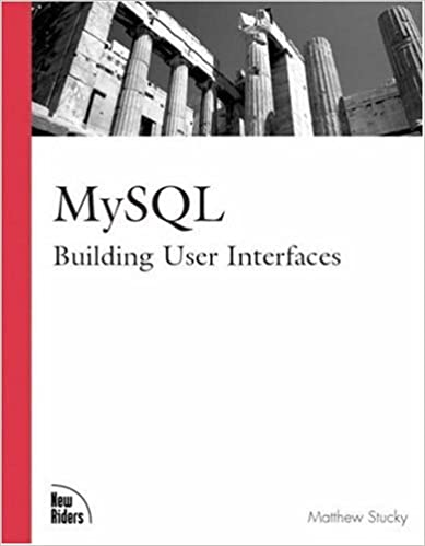 MySQL: Building User Interfaces (Landmark)