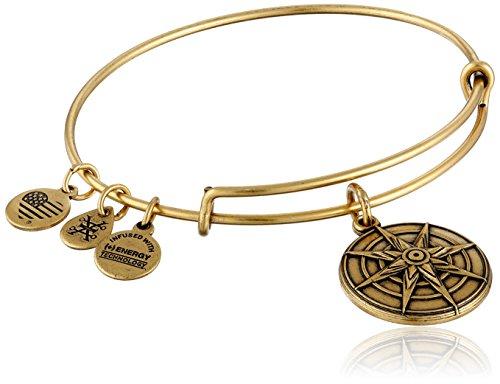 Alex and Ani Star of Venus III Expandable Rafaelian Bangle Bracelet
