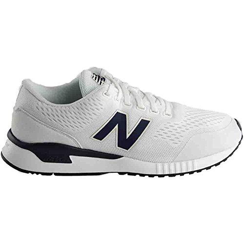 New Balance Mens 005v1 Sneaker White / Navy