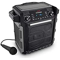 Ion Audio Pathfinder | High Power All-Weather Rechargeable Speaker (Certified Refurbished)