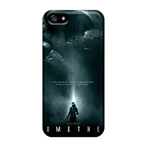 DaMMeke Premium Protective Hard Case For Iphone 5/5s- Nice Design - Ridley Scott Prometheus