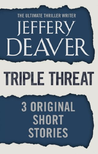 Triple Threat: Three Original Short Stories (English Edition)