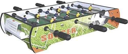 XTURNOS Futbolín Sobremesa de 65x38x15 cm.: Amazon.es: Juguetes y ...