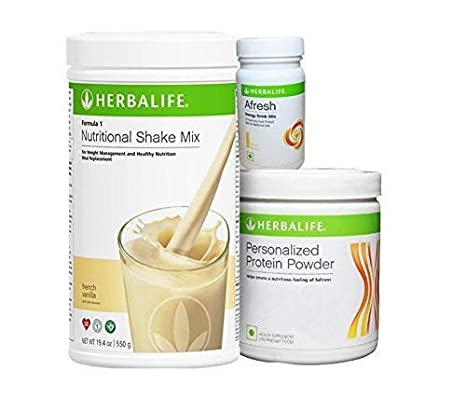 Buy Herbalife Nutrition Weight Loss Package Vanilla Shake 500 G