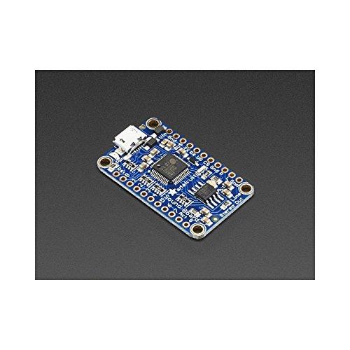 Adafruit Audio FX Mini Sound Board - WAV/OGG Trigger - 2MB Flash [ADA2342] ()