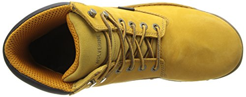 Wolverine Mens Dublin W04780 Waterproof Boot Wheat QkYVi3J4xq