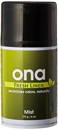 Ona Mist Fresh Linen, 6 Ounce