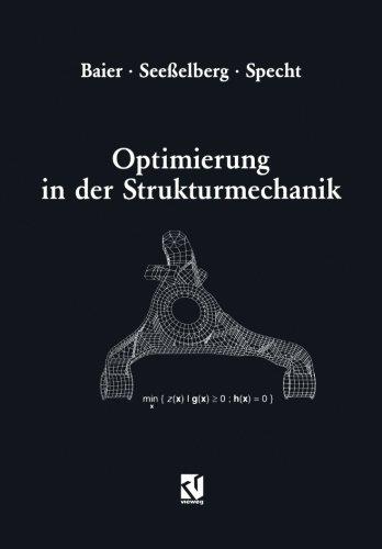 Optimierung in der Strukturmechanik (German Edition)