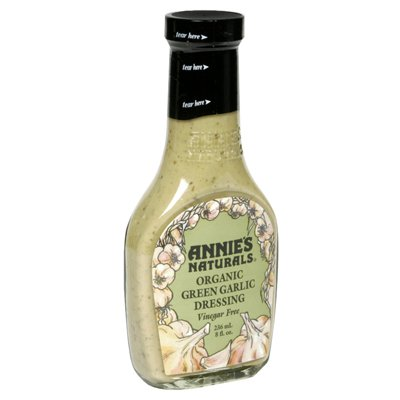 Organic Green Garlic Dressing - 5