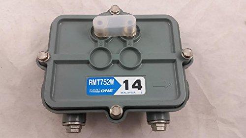 Regal 750 GHz 2ポートワイドボディタップrmt752 W-14db B01MUYIGSD