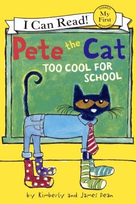 Download Pete the Cat( Too Cool for School)[PETE THE CAT TOO COOL FOR SCHO][Prebound] pdf epub