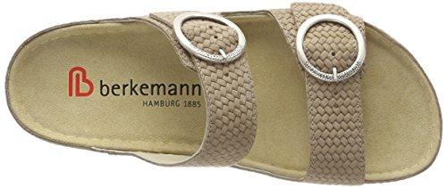 Berkemann Ladies Senja Mule Brown (marrone Opaco)