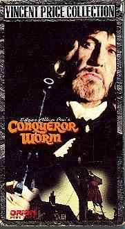 Conqueror Worm (Vincent Price Collection)