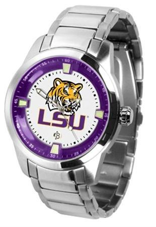 Watch Tigers Steel State Sport (LSU Tigers Titan Steel Men's Watch)