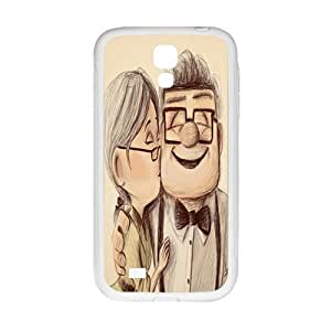 Cool painting Carl and Ellie Cell Phone Case for Samsung Galaxy S4