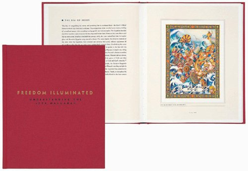 Freedom Illuminated: Understanding The Szyk Haggadah