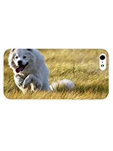 3d Full Wrap Case For Sam Sung Note 2 Cover Animal Dog Running On The Field