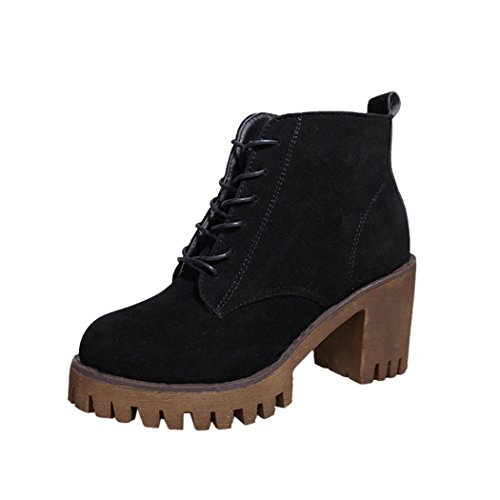 Femmes Court Bottillons Hiver Fuibo Martin Martin Noires Chaussures Bottillons Femmes Bottines Femmes Bottes qwIrHq5OcB