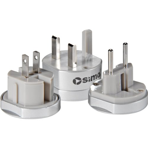 Sima International Plug - SIMA INTERNATIONAL PLUG TRAVEL Electronics & computer accessories