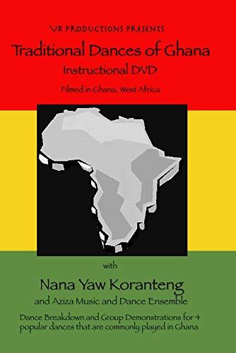 (Traditional Dances of Ghana)