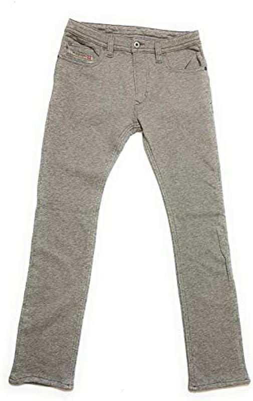 Diesel dżinsy męskie spodnie Thavar - NE Rags Jeans Mens SR130 919 Stretch W28: Odzież