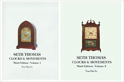 Seth thomas clocks and movements a guide to identification and seth thomas clocks and movements a guide to identification and prices 3rd edition 2 volumes tran duy ly 9780930163945 amazon books fandeluxe Choice Image