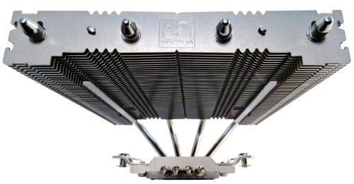 Noctua NH-L12 Low-profile Quiet CPU Cooler with 120/90mm Dual PWM Fan by noctua (Image #2)