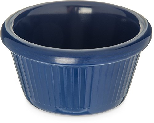 Carlisle Weight Melamine Fluted Ramekin product image