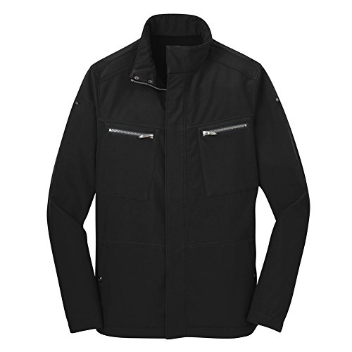 Ogio Men's Intake Jacket - Small (blacktop) from OGIO