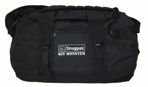 ProForce Kit Monster 65L – Black, Outdoor Stuffs