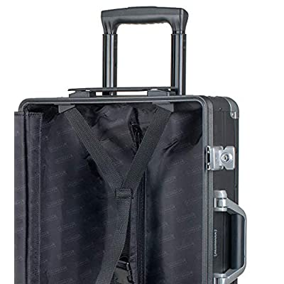 Image of ALUMAXX Suitcase, Black Luggage