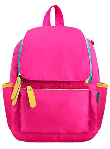Kids Backpack Children Bookbag Preschool Kindergarten Elementary School Travel Bag for Girls (1530 - Pink Backpack Kids