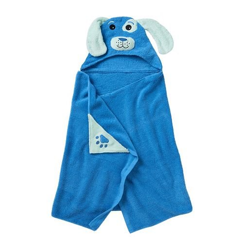 Children's Hooded Bath Beach Towel Puppy Dog by Jumping Beans (Towel Hooded Puppy Bath)
