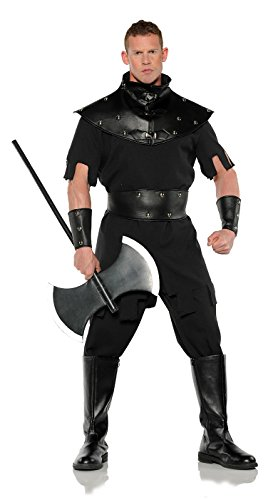 Men's Medieval Executioner Costume -Punisher (Medieval Halloween Costumes)