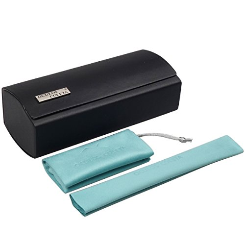 Extra Large Protective Hard Carrying Case for Oversized Sunglasses Eyeglasses and Reading - Glasses Case Carrying