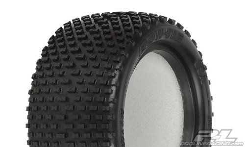 PROLINE 821802 Bow-Tie 2.2 M3 (Soft) Off-Road Buggy Rear Tires (2 Piece)