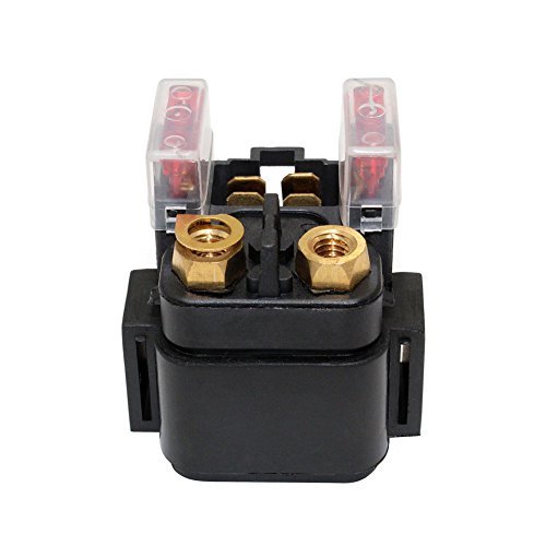 Road Passion Starter Solenoid Relay for YAMAHA GRIZZLY 400 YFM400 2007 2008 GRIZZLY 660 YFM660 2002-2008 ()