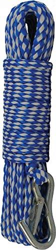 Attwood Polypropylene Hollow Braid Anchor Line (1/4-Inch x (Hollow Braid Polypropylene Rope)