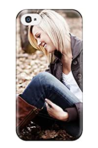 For Iphone 4/4s Protector Case Mood Phone Cover