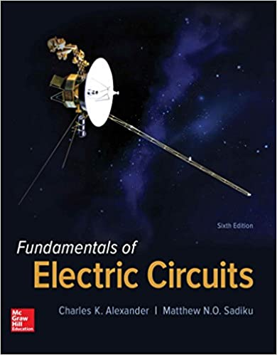 eBook Online Access for Fundamentals of Electric Circuits, Charles ...