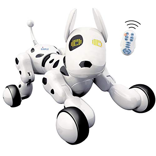 Top 10 Best Robot Puppy Dog Toys for Children Reviews 2019-2020 cover image