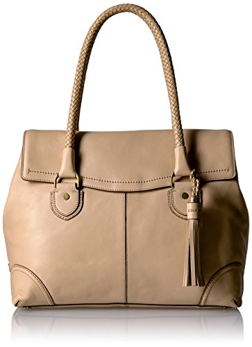 Cole Haan Womens Saddle - Cole Haan Saddle Tote, Nude