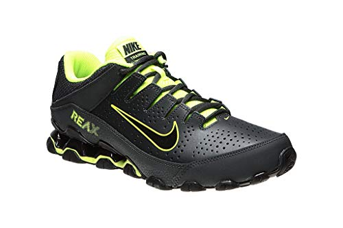 Nike Mens Reax 8 TR Cross Trainer Shoes (10 M US, Anthracite/Black-Volt)