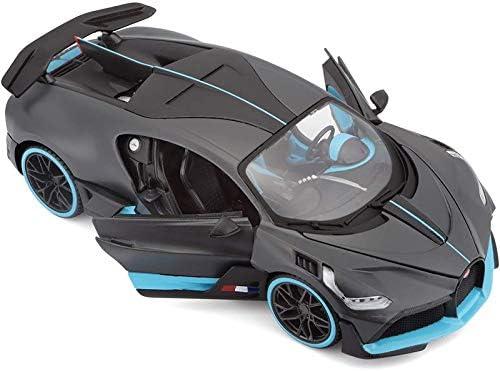 1:24 Maisto Bugatti Divo 2018 mattgrau//lightblue