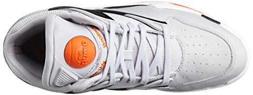 Orange Baskets Omni Steel homme Lite Reebok Swag White Black mode Gris Pump vgw5q5tfx