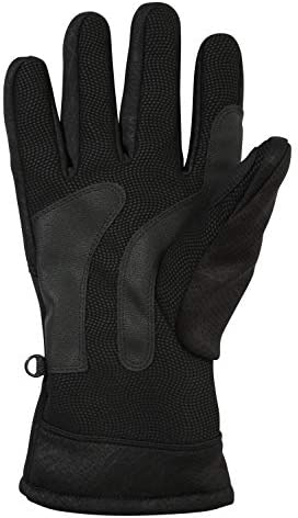 Size M Men/'s Extreme Waterproof Gloves Black RRP £39.99