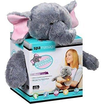 Spa Massage Huggable Massager, Elephant